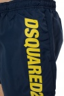 Branded swimming shorts od Dsquared2