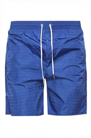 Patterned swim shorts od Dsquared2