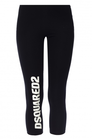Cropped leggings od Dsquared2