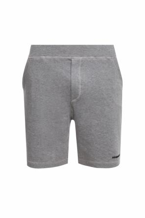 Branded sweat shorts od Dsquared2