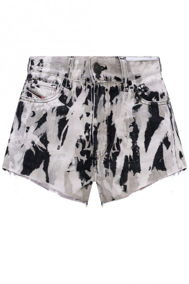 Diesel Patterned shorts
