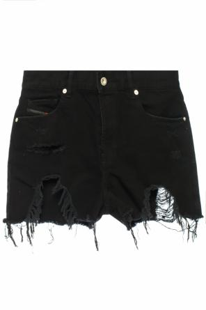 'de-ika-s' denim shorts od Diesel