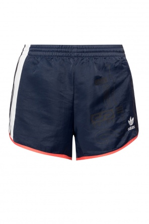 Sport shorts with a logo od ADIDAS Originals