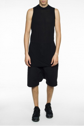 Dropped crotch shorts od Rick Owens DRKSHDW