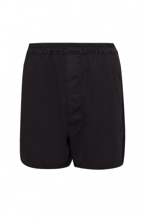 Cut-out shorts od Rick Owens DRKSHDW