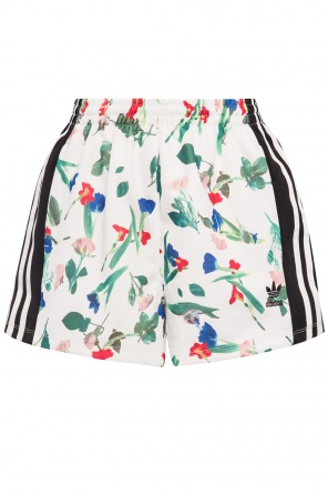 Floral-printed shorts od ADIDAS Originals