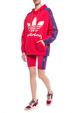 Side-stripe cropped leggings od ADIDAS Originals