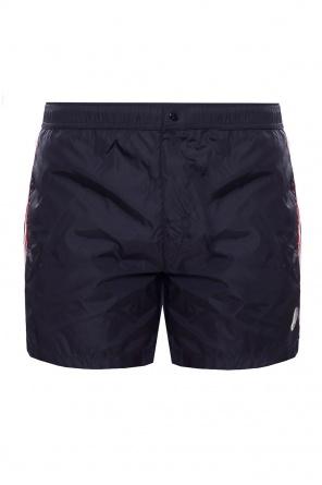Logo shorts od Moncler