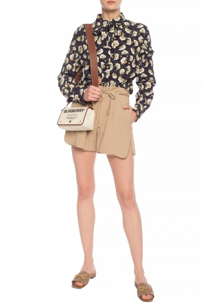 Shorts with vents od Moncler
