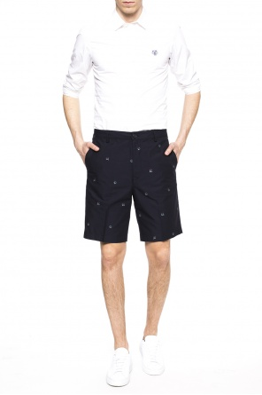Embroidered shorts od Kenzo