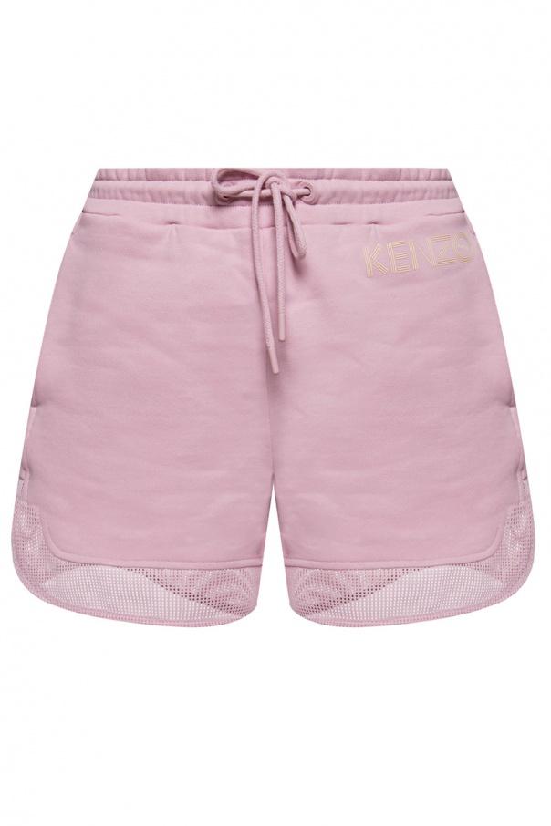 Kenzo Logo-printed shorts