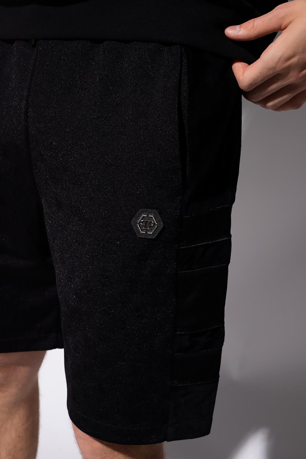 Philipp Plein Shorts with logo