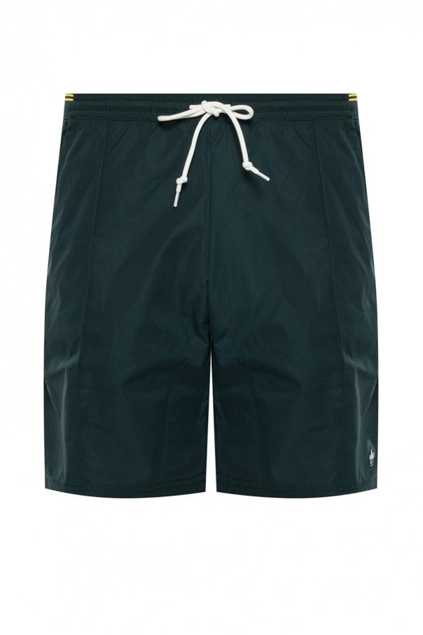 ADIDAS Originals Logo-patched shorts
