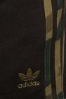 ADIDAS Originals Logo-embroidered shorts