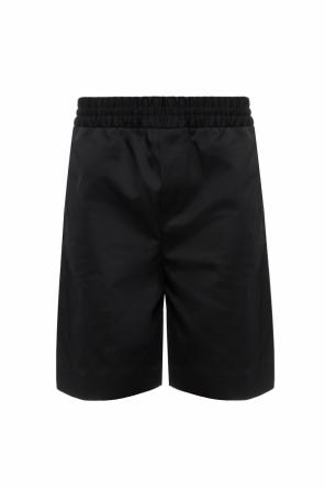 Shorts with slip pockets od Acne