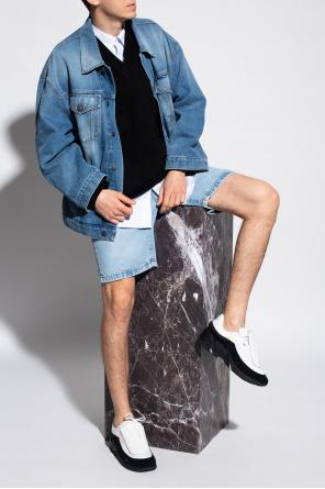 Jeansowe szorty od Acne Studios