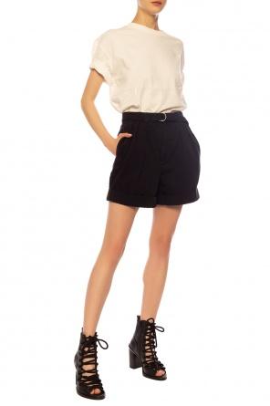High-waisted shorts od Acne