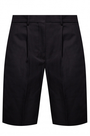 High-waisted shorts od Acne Studios
