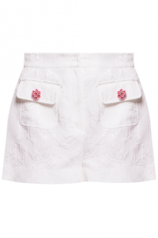 Dolce & Gabbana High-waisted shorts