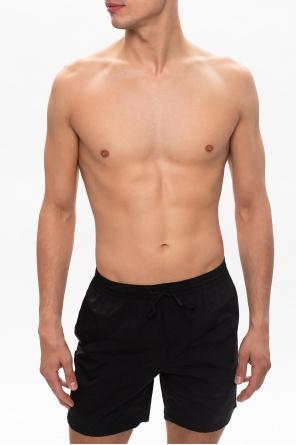 Swim shorts with case od Fendi