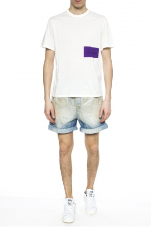 Denim shorts od Golden Goose