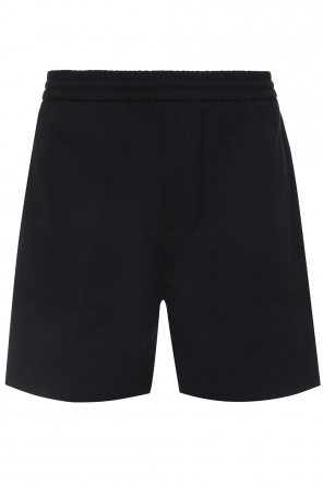 Pleat-front shorts od Golden Goose