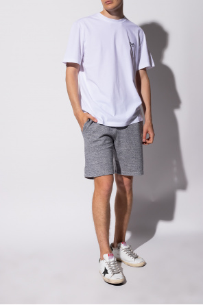 Sweat shorts with logo od Golden Goose