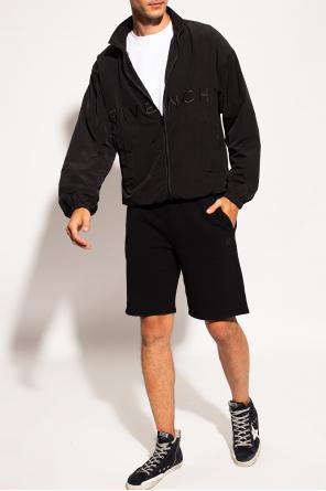 Shorts with logo od Golden Goose