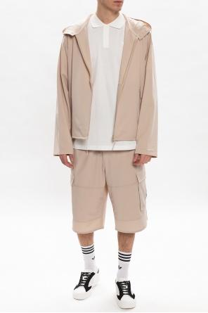 Shorts with pockets od Y-3 Yohji Yamamoto