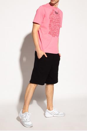 Shorts with logo od Y-3 Yohji Yamamoto