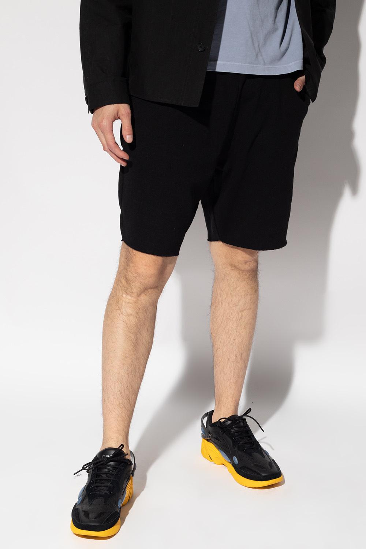 AllSaints 'Helix' sweat shorts