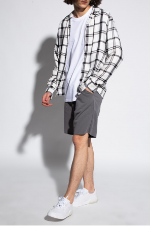 'helix' sweat shorts od AllSaints