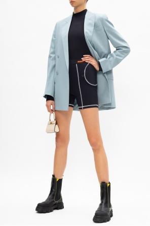 Shorts with detachable belt od Heron Preston