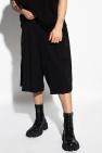 Yohji Yamamoto Wool shorts