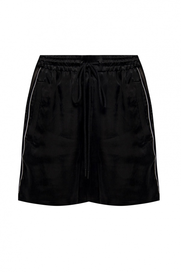 Iceberg Perforated shorts