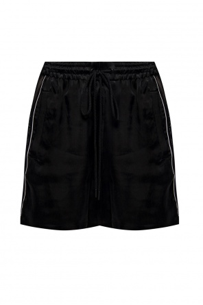 Perforated shorts od Iceberg