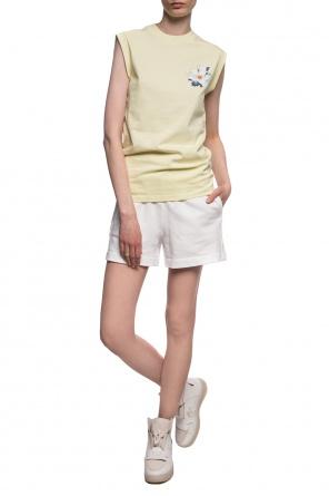Shorts with logo od Moschino