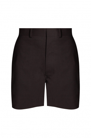 High-waisted shorts od Junya Watanabe Comme des Garcons