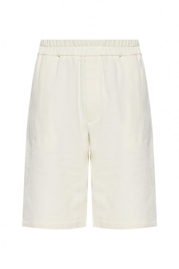 JIL SANDER+ Sweat shorts with logo