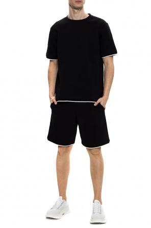 棉质短裤 od Theory