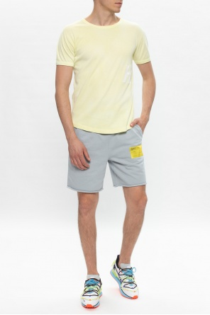 Patched shorts od Helmut Lang