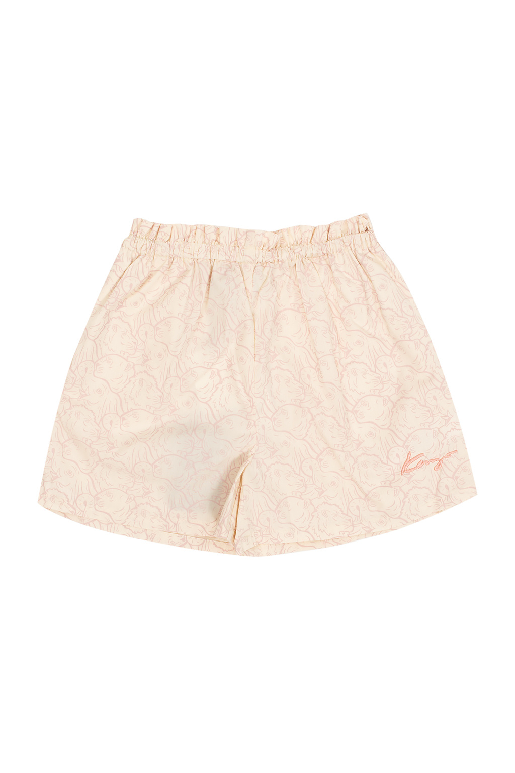 Kenzo Kids 品牌短裤