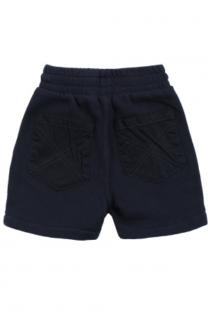 Shorts with pockets od Kenzo Kids