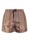 Paul Smith Swim shorts with stripes