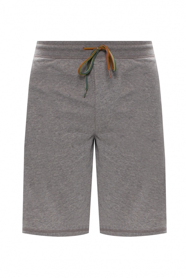Paul Smith Logo-patched shorts