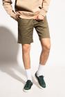 Samsøe Samsøe Pleat-front shorts