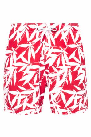 Printed swimming shorts od Amiri