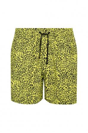 34bd0c4247c6 Leopard print shorts Amiri - Vitkac shop online