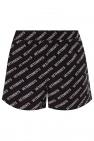 Vetements Patterned swim shorts