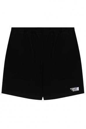 Printed shorts od Vetements